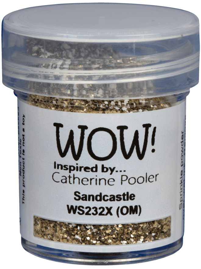 WS232 Sandcastle*Catherine Pooler Exclusive*